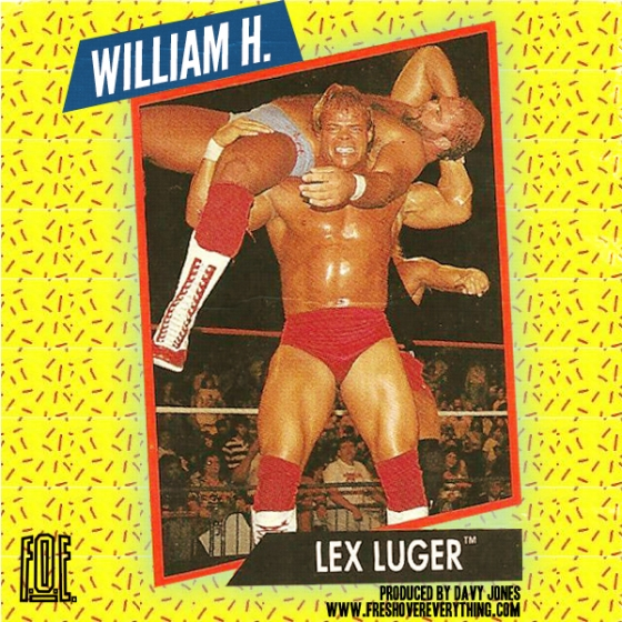 Lex Luger Artwork